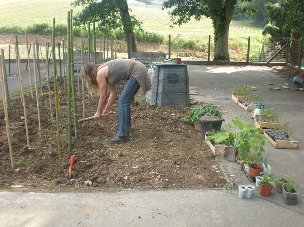 L 39 cole publique de came pr pare son potager le blog de for Imaginer son jardin
