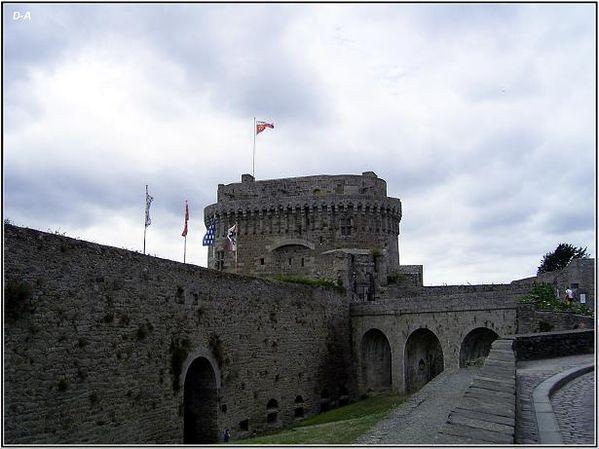 remparts Dinan 1