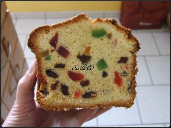 cake fruits confits et raisins secs mes g teaux rigolos by c cile cc. Black Bedroom Furniture Sets. Home Design Ideas