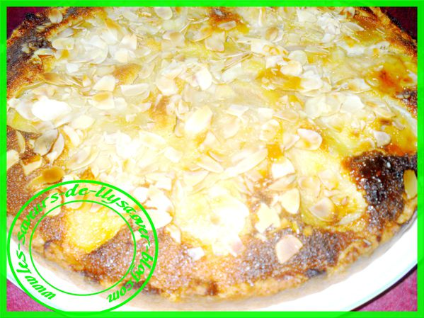 tarte amandine aux poires photo nr 3