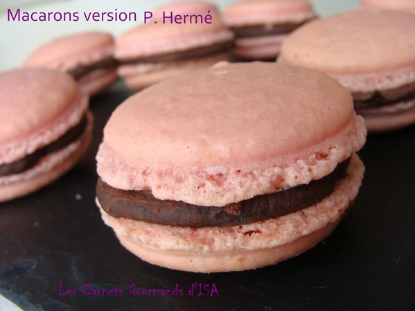 macarons version P. Hermé.3
