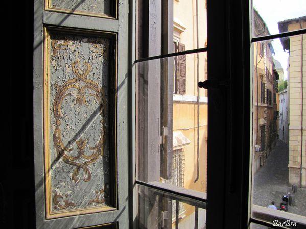 Antiche finestre itinera barbarae - Pizzeria le finestre roma ...