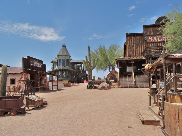 Goldfield Ghost Town 2