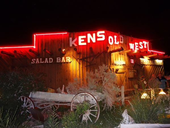 Page Ken Old West