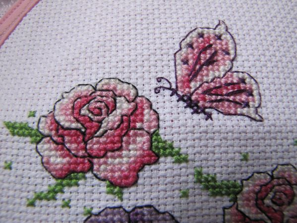 coussin detail