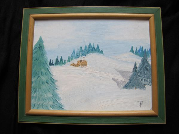 tableua neige