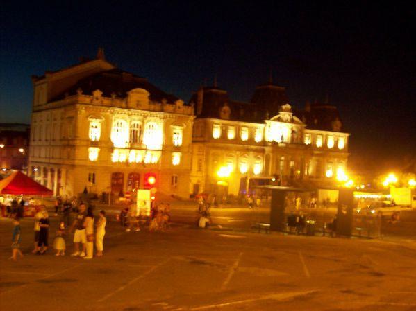 Le Théâtre et l'Hôtel de ville - 100 4577 (Copier)
