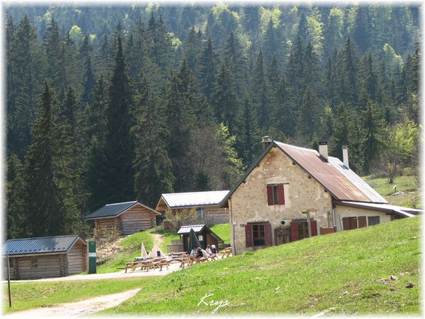 Refuge de Gve
