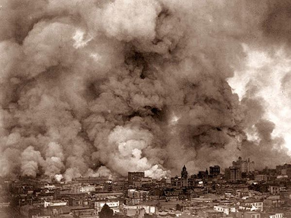 san-francisco-earthquake - old picture of the day