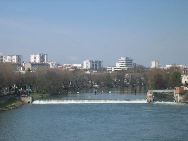 Barrage de Joinville