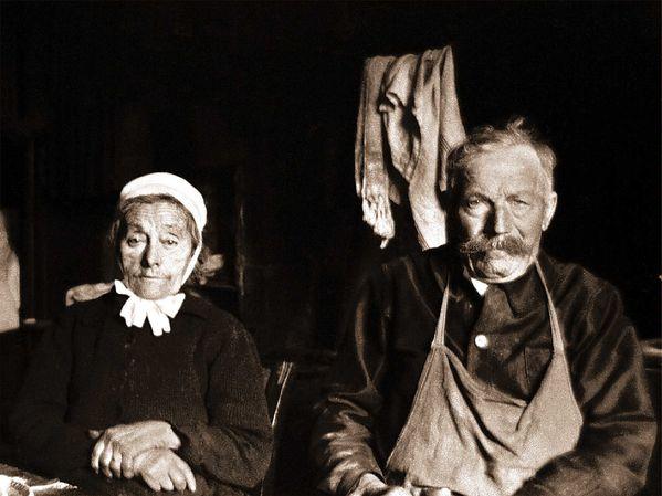 Marien et Marie Louise ROUGIER