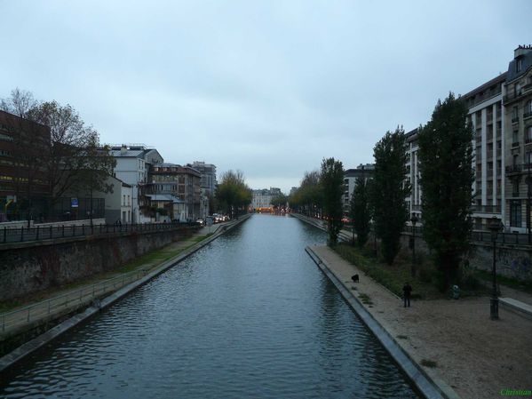 Canal St Martin 13