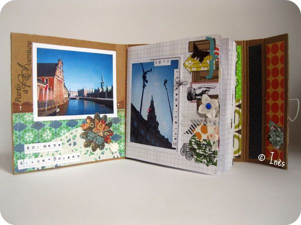 Scrap Inès Mini Album Scrap Copenhague Danemark C-copie-7