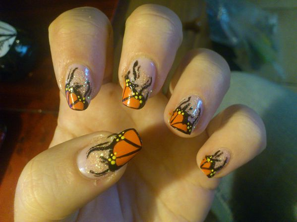 plain harley davidson nail art designs 20 following inspiration article - Harley Davidson Nail Art Designs – Slybury.com