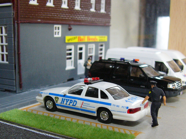 diorama nypd 187