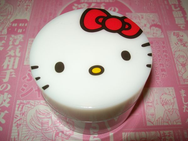 Rosette Hello Kitty hyaluronic acid gel 2