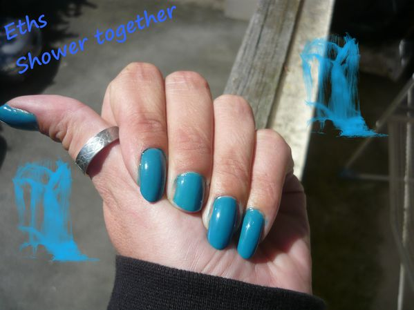china glaze Shower together 650 collection 2 couches 3