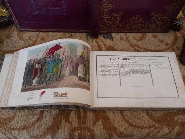 livre des rois de france 12