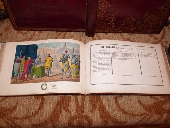 livre des rois de france 19