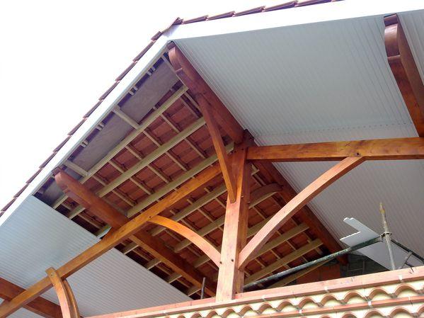 15 toiture le de une maison dans baron
