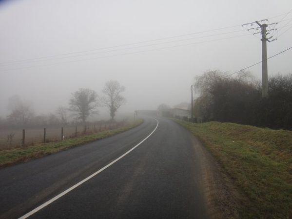 Brouillard au départ DSC00839
