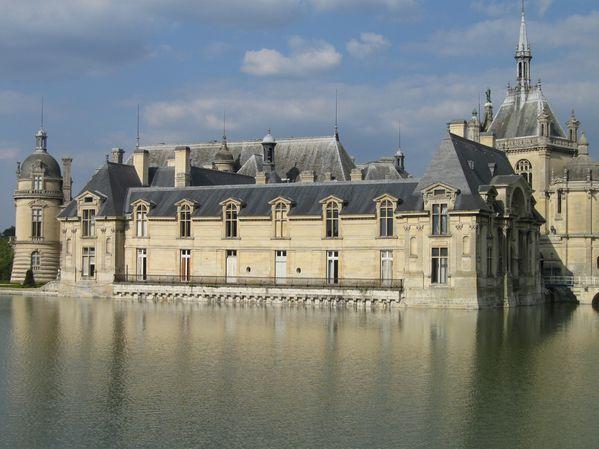 le-chateau-de-Chantilly 5304