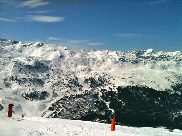 ski meribel