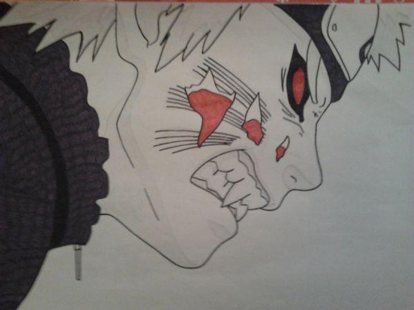 Dessin manga naruto - Naruto facile a dessiner ...