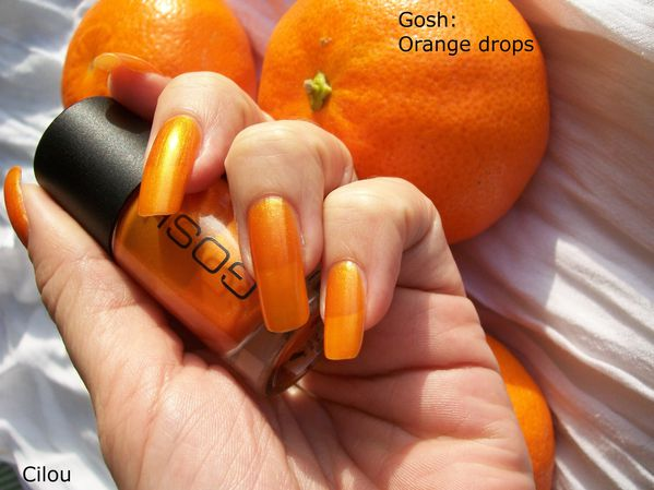 gosh orange drops