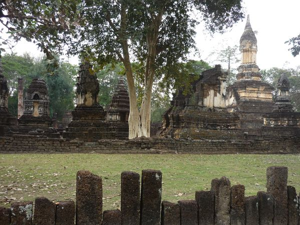 6.Sukhothai 87 Satchanalai ChediChet