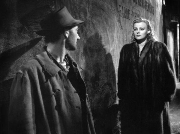 Les portes de la nuit Marcel Carné 1946c
