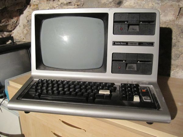 TRS80 brocante