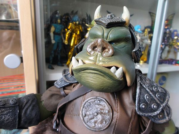 GAMORREAN GUARD SIDESHOW SW 3