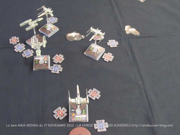 La Photo 13 de la 1ere Apres-midi X-WINGS du 17 NOVEMBRE 20