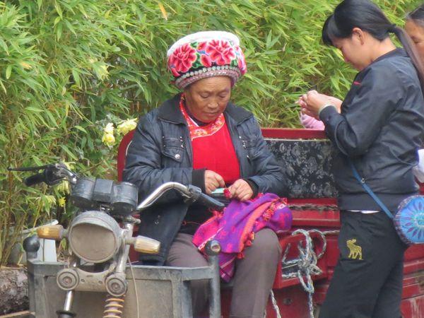 Lijiang vieille ville - 12