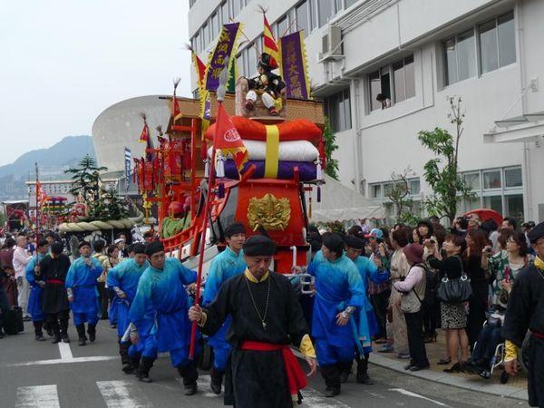 Nagasaki Kunchi - Daikoku Machi - 5