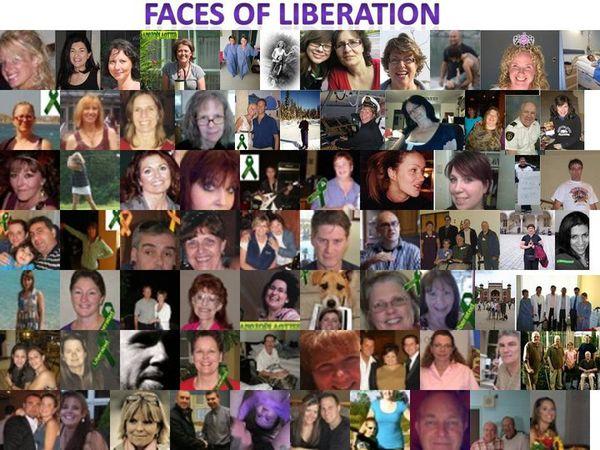 ccsvi faces of Liberation