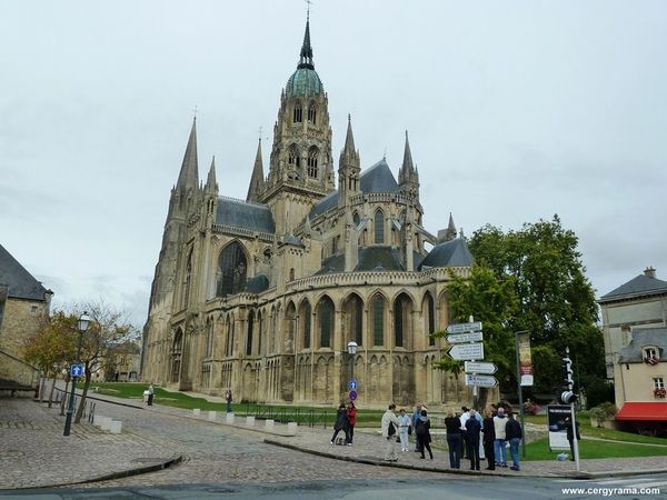 bayeux cathedrale 00