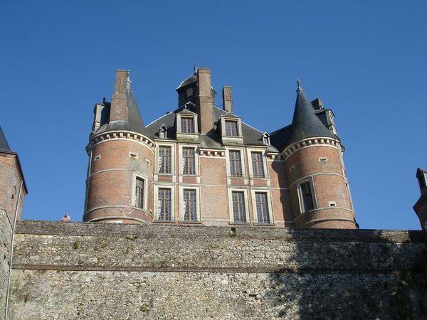 château de montmort visite