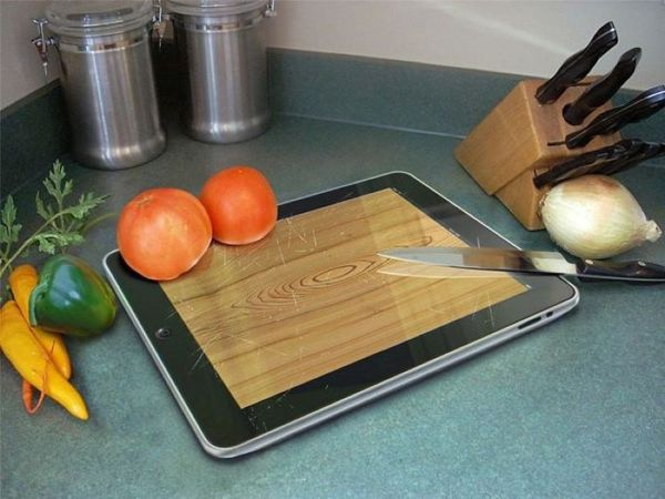 ipad tablette cuisine