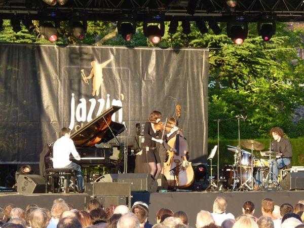 11-07-01 JazzinCheverny F-Mombet 4tet 072 small