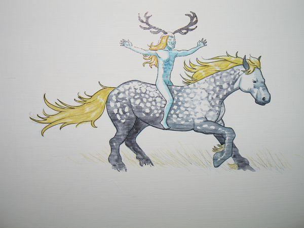 HorseDeer01