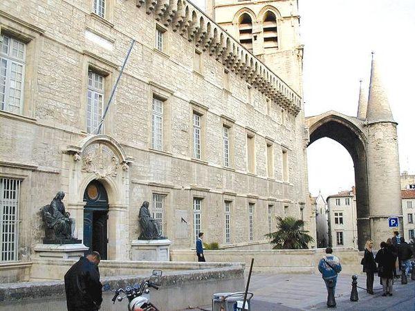 Montpellier Faculte medecine