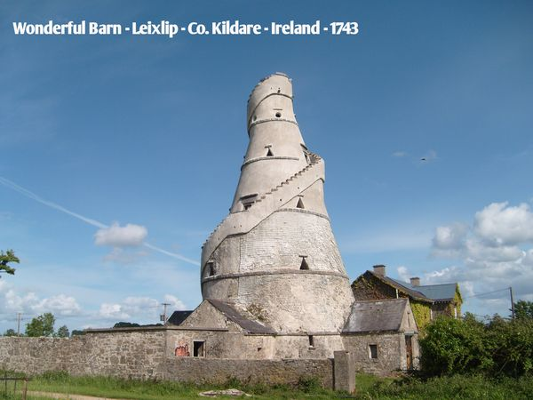Wonderful barn - Leixlip - Irlande - 1743 - Le carnet de Ji