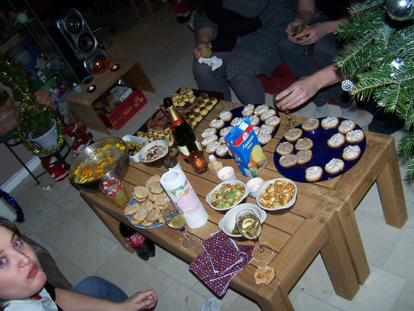 Réveillon 2012 à la maison - photo 1