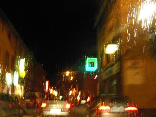 Route de nuit du 16 novembre 2014 - Pont de Neuville - Phot