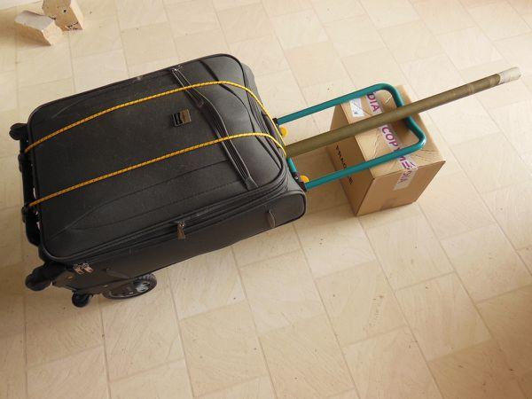 Salon de la revue 2013 - le bagage est prêt