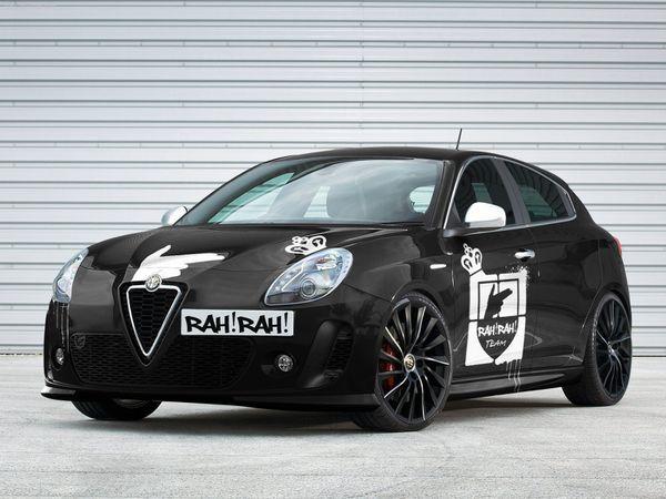 Alfa-Romeo Giulietta Rah Rah Edition AV