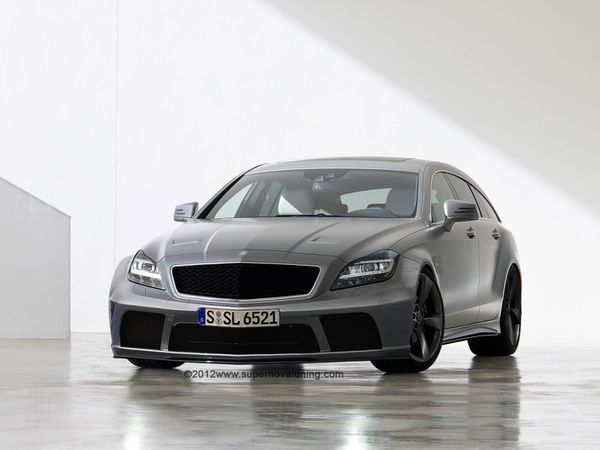 Mercedes-Benz CLS63 AMG Shooting Brake AV