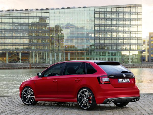 Skoda Rapid Spaceback AR